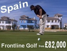 To see properties in Spain, including frontline golf apartments from £82,000, click here